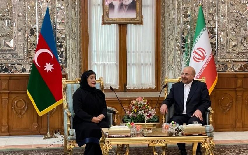 Sahibə Qafarova İran parlamentini Xocalı soyqırımı ilə bağlı sənəd qəbul etməyə çağırıb