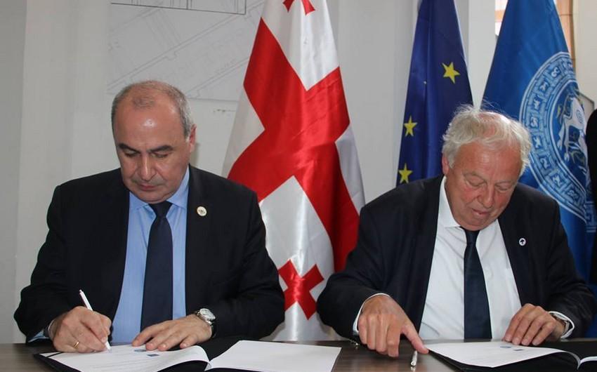 Tbilisidə Azərbaycanı da əhatə edəcək Avropa Akademiyasının regional mərkəzi açılıb