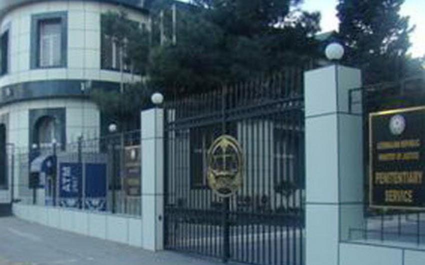Bakı İstintaq Təcridxanasına telefon ötürülməsinin qarşısı alınıb