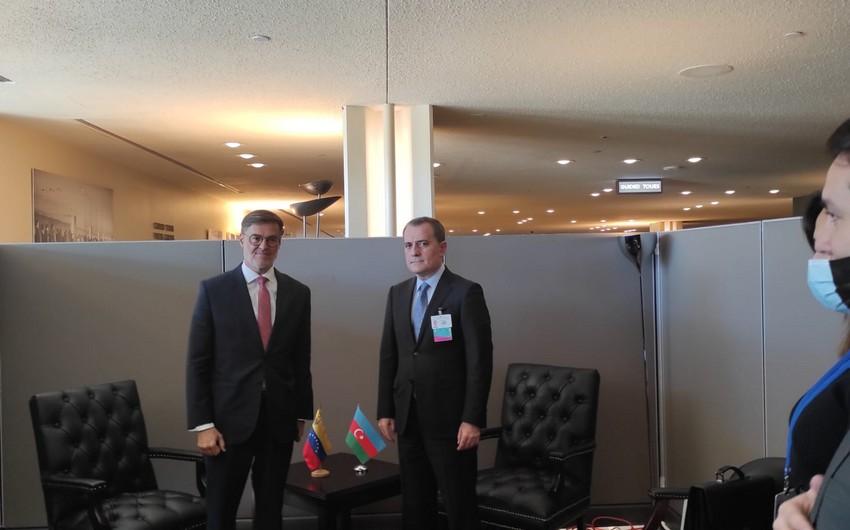 Главы МИД ряда стран отметили успешное председательство Азербайджана в Движении неприсоединения