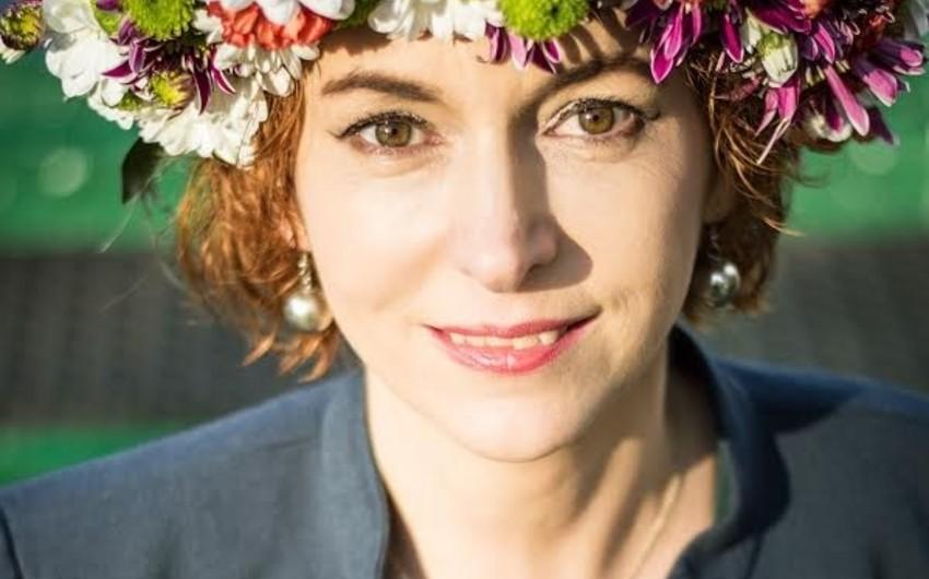 Polish singer will perform in Sheki festival - VIDEO