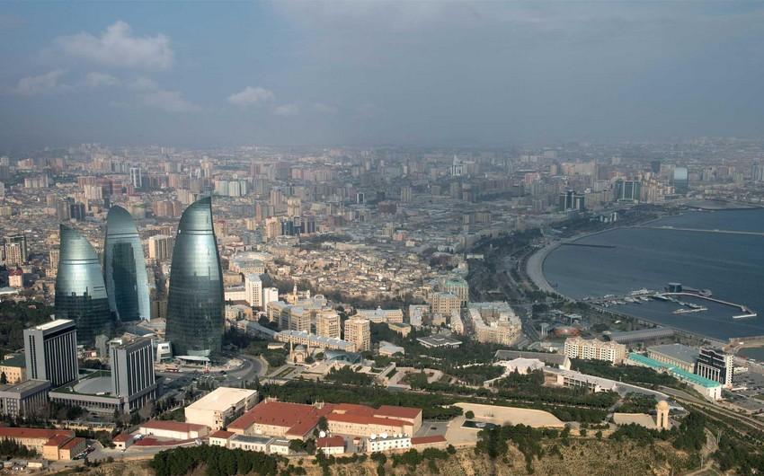 Завтра в Азербайджане прогнозируется погода без осадков