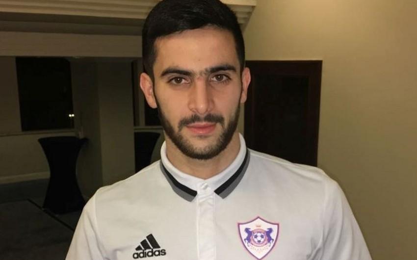 Ağabala Ramazanov: Avropada tanınan bir kluba transfer olmuşam