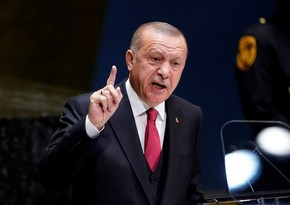 Erdogan: Azerbaijan used its right to defense to end occupation