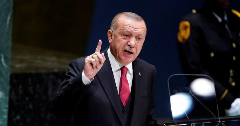 """Ərdoğan: """"Azərbaycan müdafiə hüququndan istifadə edərək işğala son qoyub"""""""