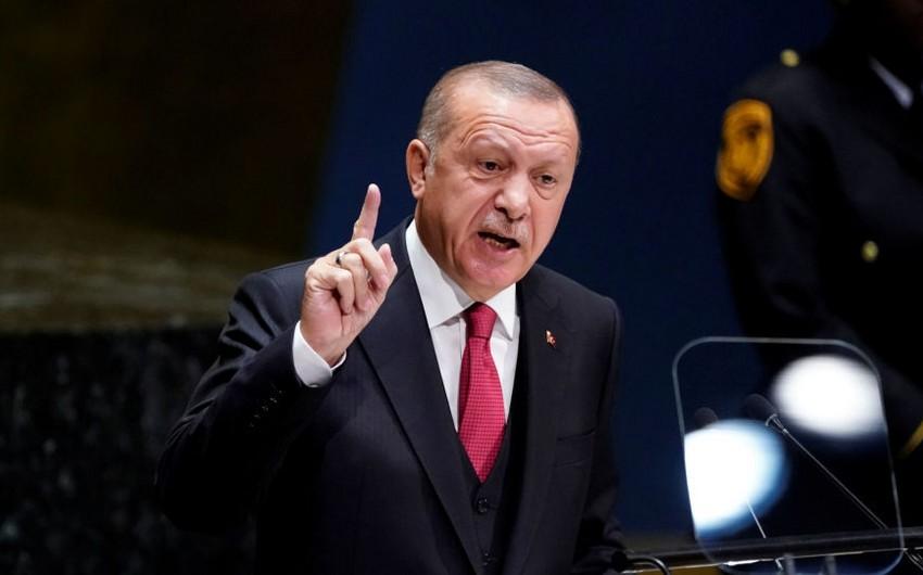 Эрдоган: Азербайджан использовал свое право на защиту, чтобы положить конец оккупации