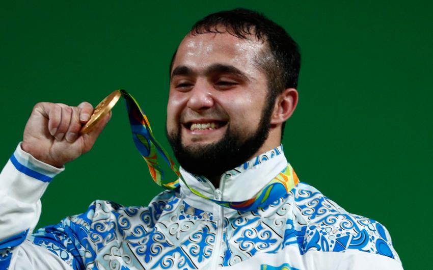 Azərbaycanlı olimpiya çempionu Qazaxıstanda gecə klubu açıb