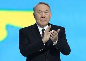 Nursultan Nazarbayevin partiyası parlament seçkilərinin qalibi oldu
