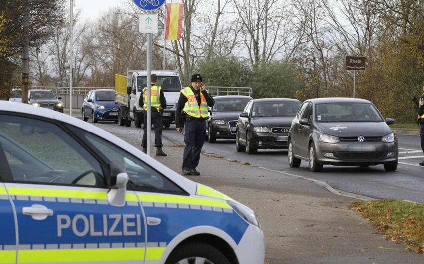 Almaniyada terror aktına hazırlıqda şübhəli bilinən suriyalılar saxlanılıb