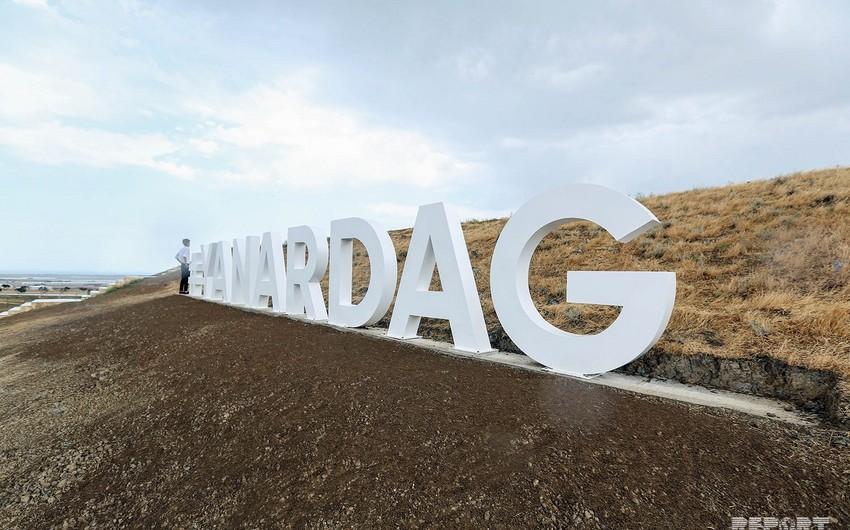 Yeni təmir olunan Yanardağ qoruğundan - REPORTAJ - FOTO