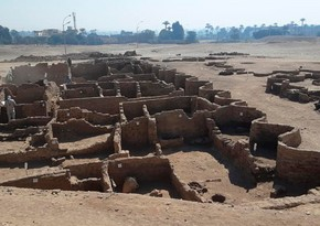 Ancient city lost under sands 3,000 years ago discovered in Egypt