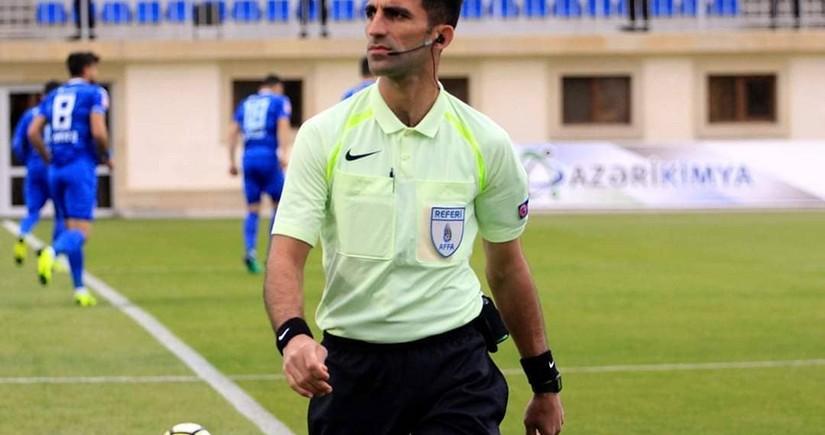 Azərbaycan Premyer Liqası: Turun ilk oyununun təyinatları açıqlandı