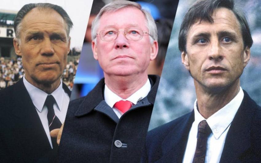 Опубликован рейтинг лучших тренеров в истории футбола