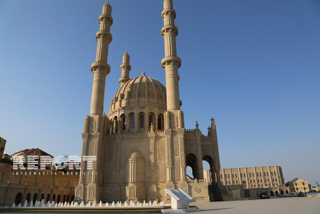 В Мечети Гейдара прочитают молитвы в память о жертвах геноцида 31 марта
