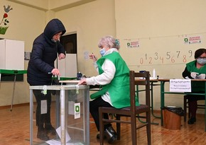 Gürcüstanda parlament seçkilərinin qalibi məlum oldu