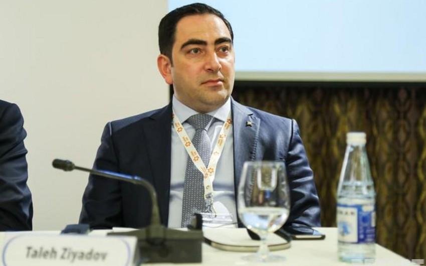 Taleh Ziyadov: Gübrə terminalı 2022-ci ildə istismara veriləcək