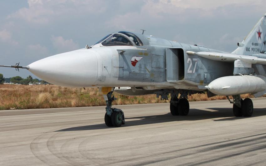 Baş Qərargah: Rusiya Suriya müxalifətindən terrorçuların koordinatlarını əldə edir