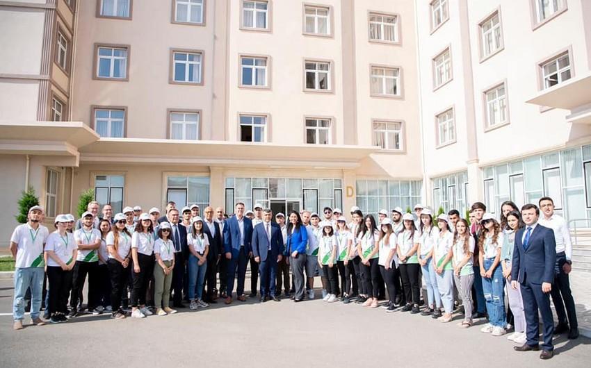 Azərbaycan Dövlət Aqrar Universiteti ABŞ universiteti ilə əməkdaşlığa başlayır
