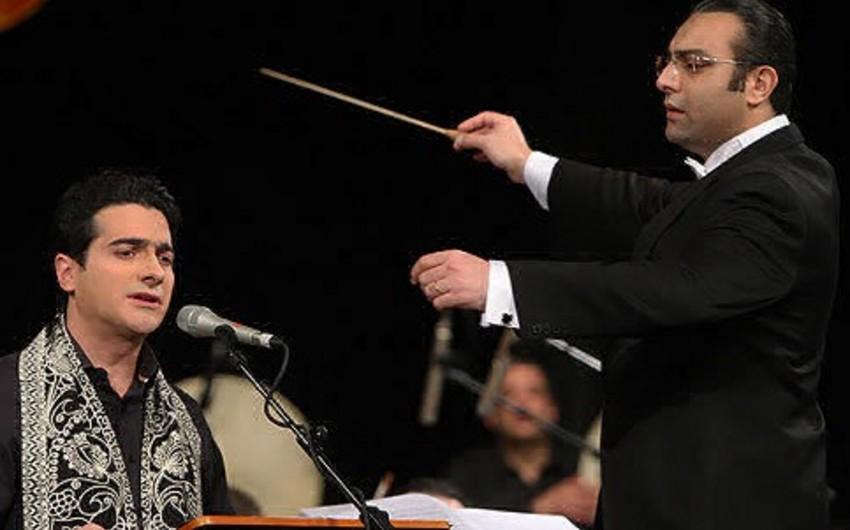 İranlı dirijor Üzeyir Hacıbəyov Beynəlxalq Musiqi Festivalında iştirak edəcək