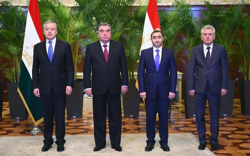 Tacikistan prezidentinin Azərbaycana rəsmi səfəri planlaşdırılır
