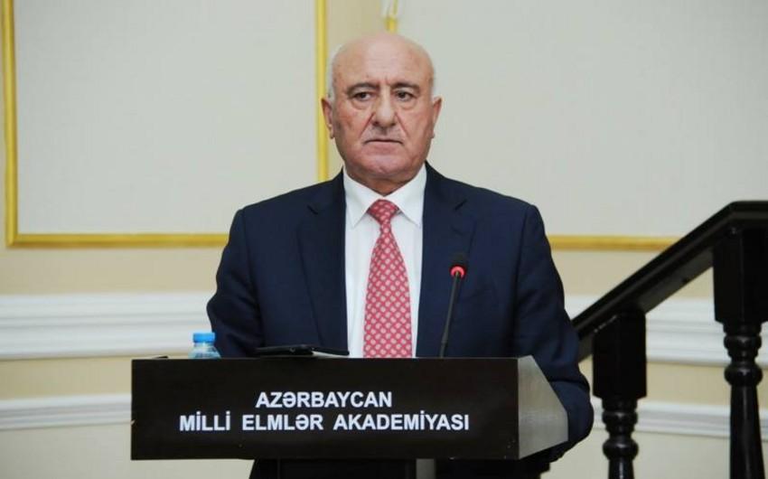 """Qərib Məmmədov """"Şöhrət"""" ordeni ilə təltif edilib"""