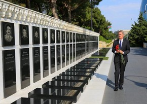 January 20 Martyrs are sign of Azerbaijan's independence: British Ambassador