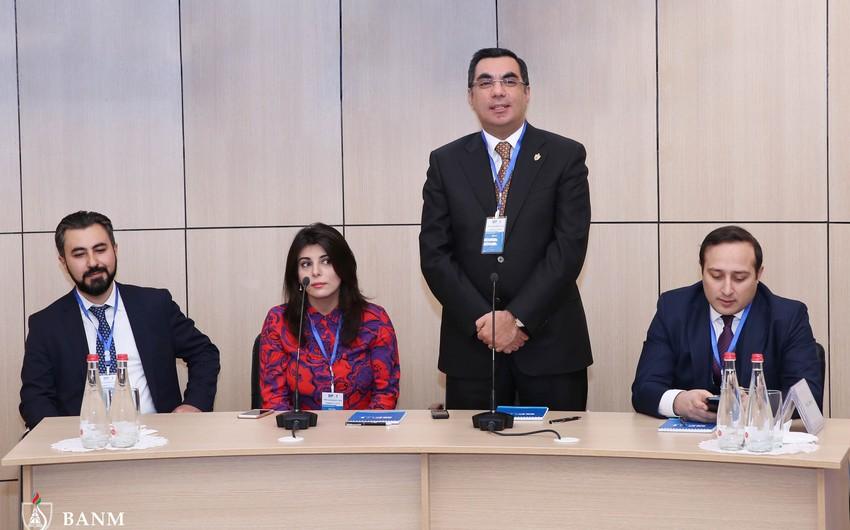 "BANM-da ""PMI Azerbaijan 2019"" sammiti keçirilib"