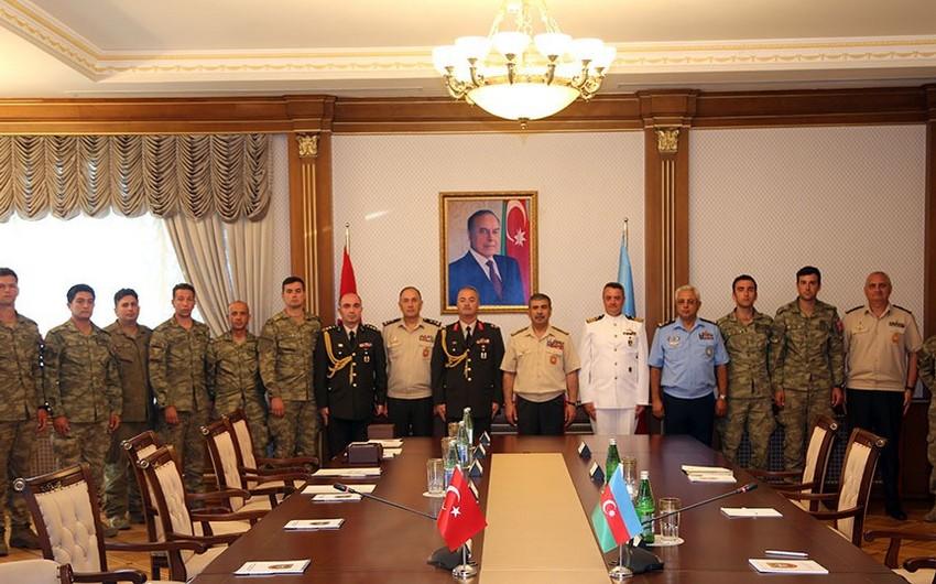 Zakir Hasanov expresses gratitude to Turkish Ministry of Defense