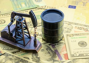 Azerbaijani oil price nears $ 56