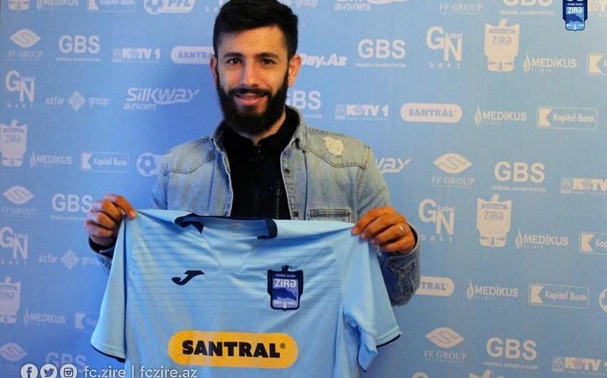 Клуб Зиря заключил контракт с французским полузащитником