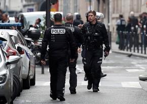 Французская полиция разогнала митинг армян в Париже