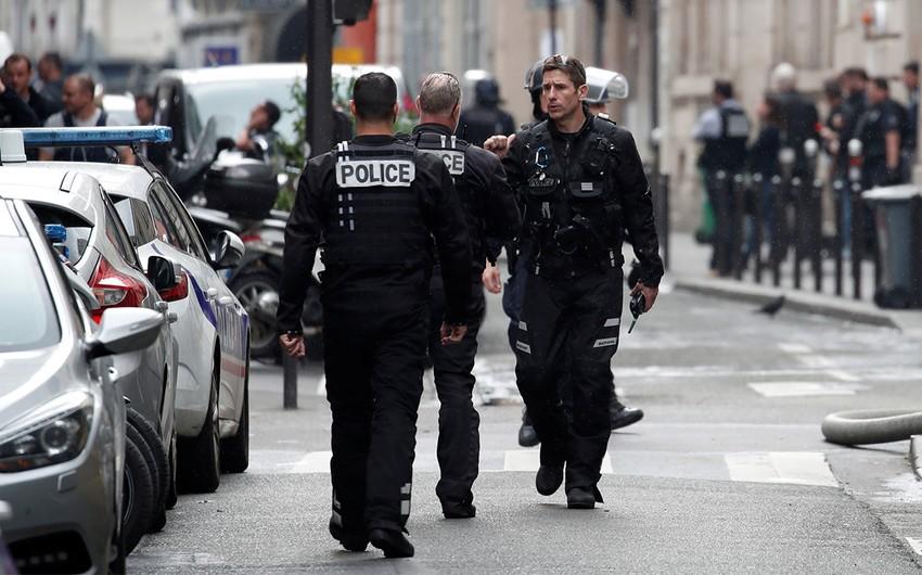 Fransa polisi ermənilərin Parisdə nəqliyyatı iflic edən aksiyasını dağıtdı