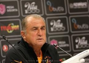 Fatih Terim Neftçi ilə oyunu xatırladı