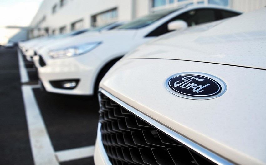 """""""Ford""""un ABŞ satışları 33 % azalıb"""