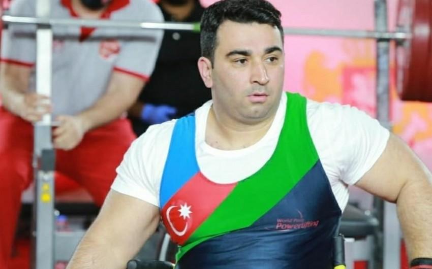Azərbaycan Tokio Yay Paralimpiya Oyunlarına 32-ci lisenziyanı qazanıb