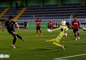 Премьер-лига Азербайджана: Сабаил победил клуб Габала