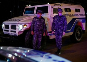 Rusiya hərbçisi Ermənistanda ölü tapıldı