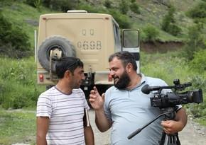 Журналисты-шехиды Магеррам Ибрагимов и Сирадж Абышов награждены медалями