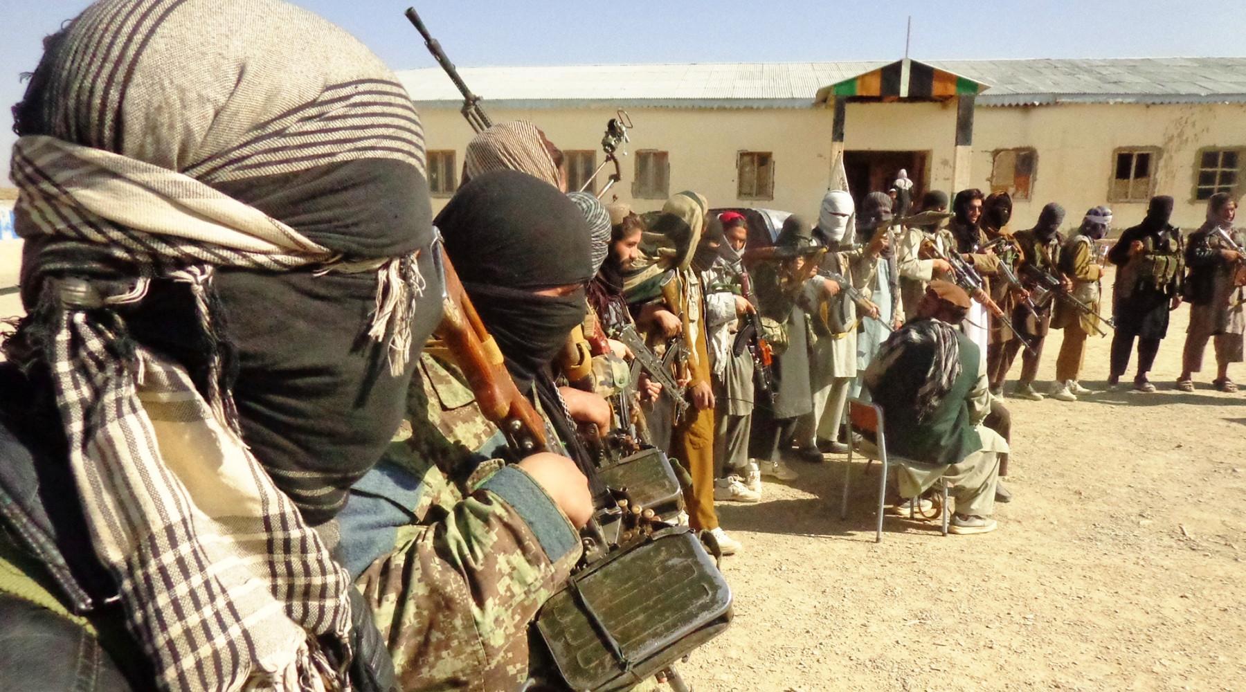 30 people taken hostage by armed men in Afghanistan