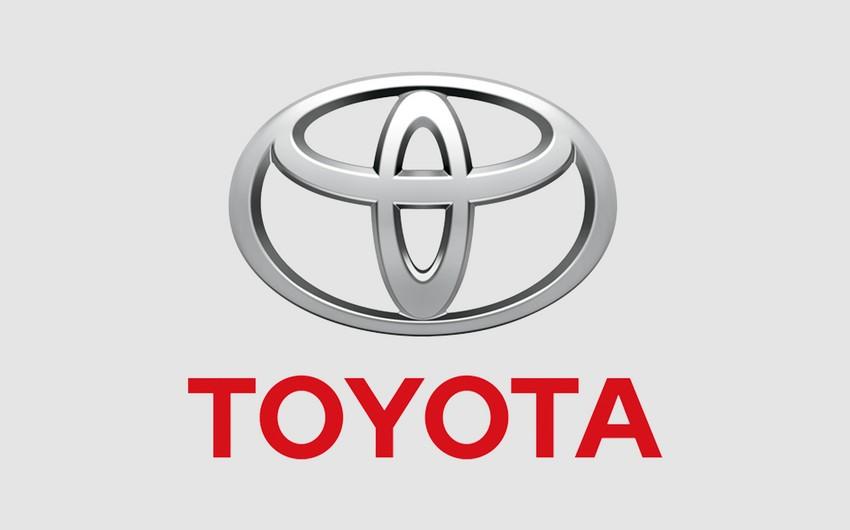 """""""Toyota"""" yanacaq elementli avtomobil istehsalını 10 dəfə artıracaq"""