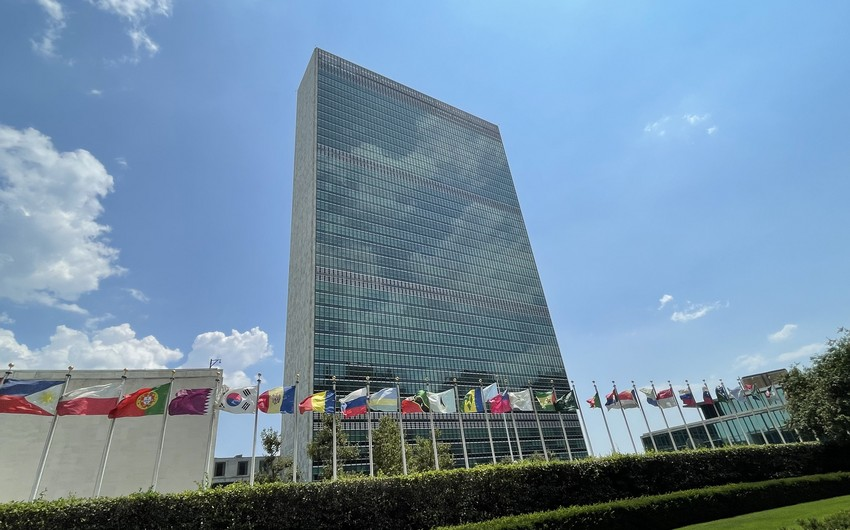 UN expects record world economic growth