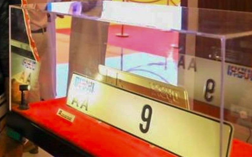Car plate number sold in Dubai for over $10M