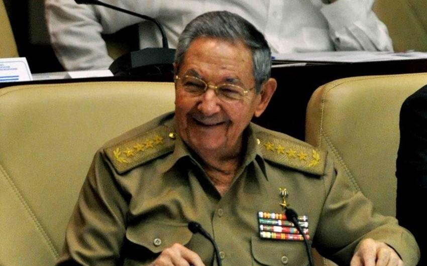 Kastro Kubanın ABŞ-la xoş münasibətlərə hazır olduğunu bildirib
