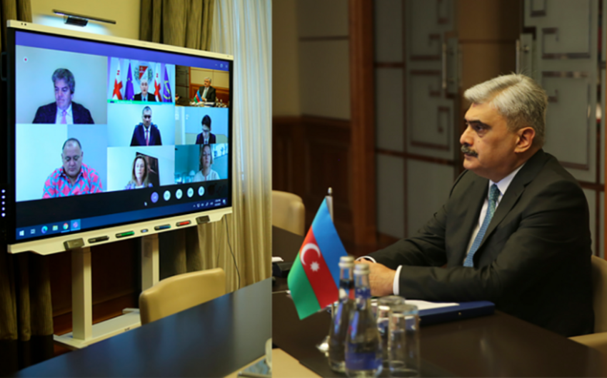 Samir Sharifov attends ADB annual meeting
