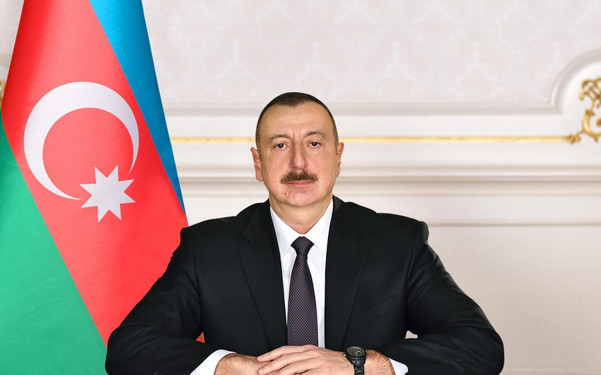 President Ilham Aliyev congratulates presidents-elect of European Council and European Commission