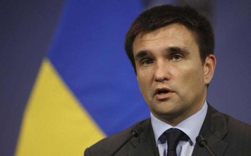 Глава МИД: Между Украиной и Азербайджаном есть взаимная поддержка и понимание - ЭКСКЛЮЗИВ