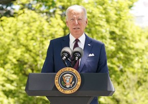 Biden says how to regulate Israeli-Palestinian conflict