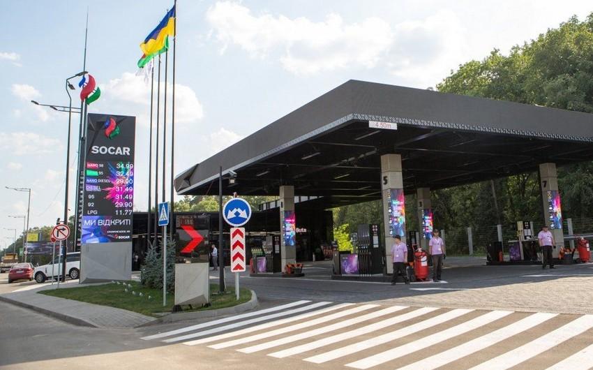 SOCAR suspends fuel sales in Ukraine