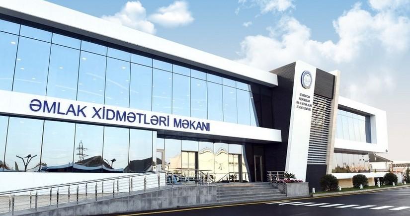 Əmlak Məsələləri Dövlət Xidməti vətəndaşlara müraciət edib