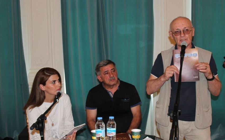 Gürcüstan Yazıçılar Birliyi Azərbaycan yazarları üçün mükafat təsis edib